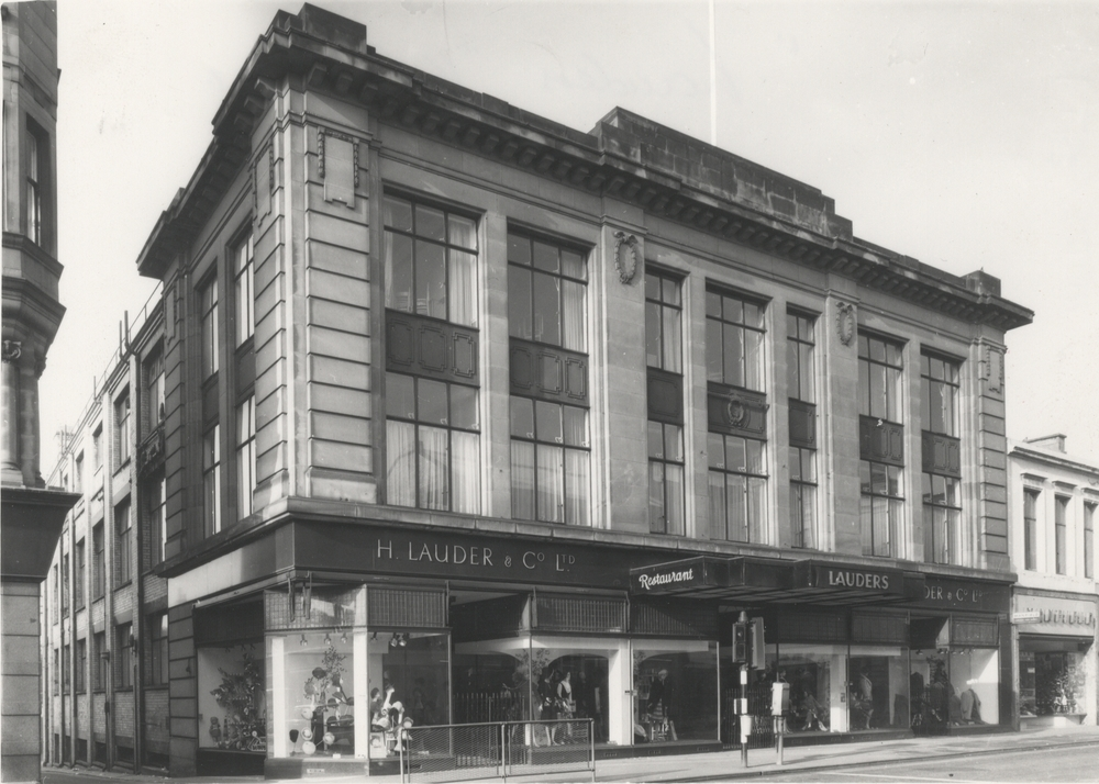 House of fraser archive image hugh lauder co store for Housse of fraser